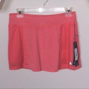 NWT Lija Coral Tennis Skirt Size S